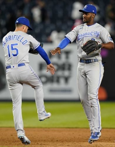 Royals rally past Yanks; Cole's strikeouts, spin rate down