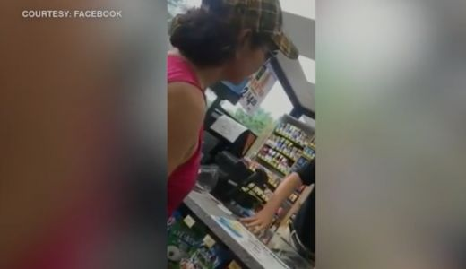 'Go back to their country': Gas station cashier fired after questioning customers' citizenship