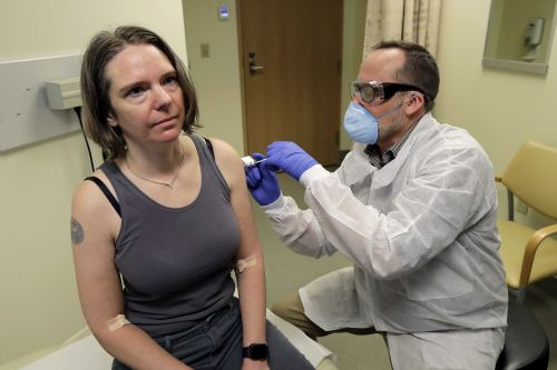 Federal officials expected to accelerate testing of coronavirus vaccine
