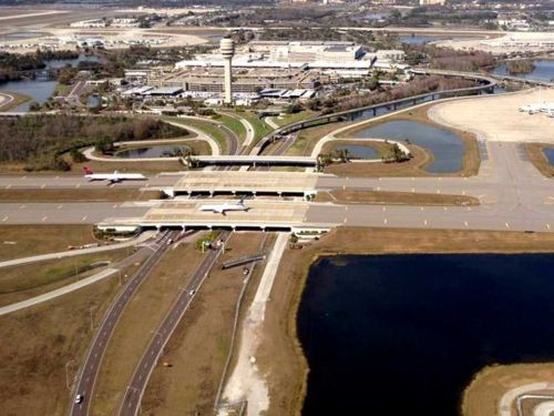 'Power interruption' halts tram service at Orlando International Airport