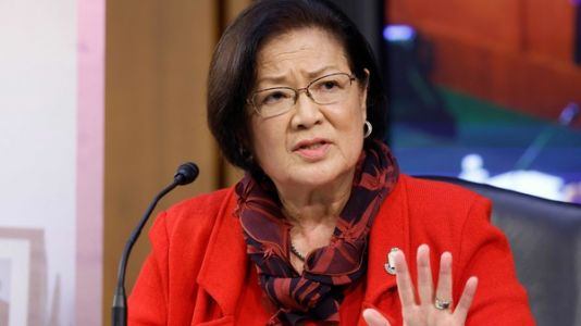 Quiet No More: Sen. Hirono's Immigrant Journey Fuels Her Fire In Congress
