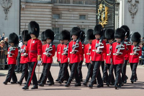 Queen's palace bodyguard busted with ketamine and cocaine