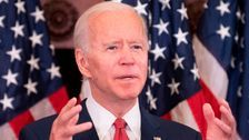 Joe Biden Pledges To Pass Equality Act In First 100 Days