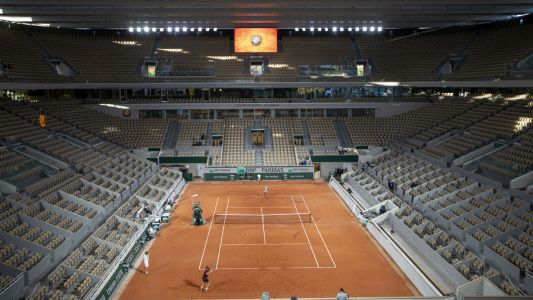 French Open 2020: Only 1,000 spectators per day to be allowed at Roland Garros