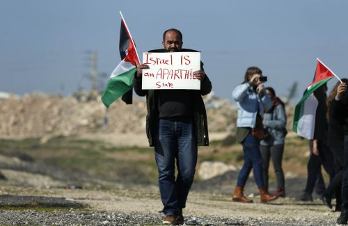 Israel's Apartheid Doesn't Make a Difference