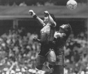 AP WAS THERE: Diego Maradona ousts England at 1986 World Cup