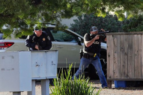 California cop killed, another injured while serving search warrant