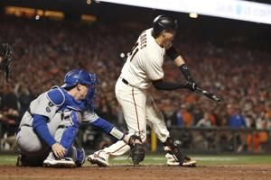 Giants' special season comes to abrupt end against Dodgers