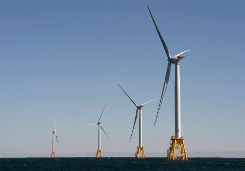 Biden administration announces plans for massive expansion of wind farms off US coasts
