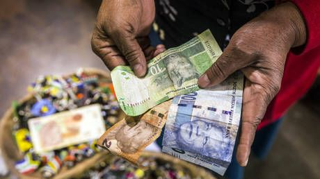 'White monopoly capital': South African radicals scorn massive donations that could help black businesses