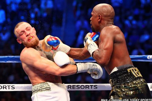 Dana White reveals mutual interest in recent Floyd Mayweather talks: 'Floyd wants to fight'