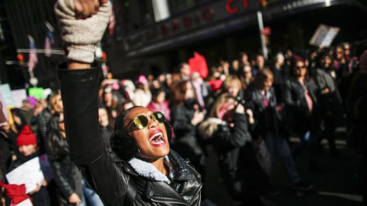 The Women's Wave: Backlash To Trump Persists, Reshaping Politics In 2018