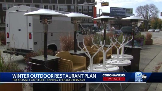 City developing winter outdoor dining plan