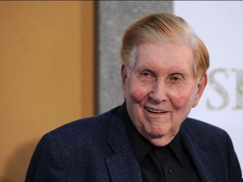 Sumner Redstone, the mogul who built the ViacomCBS media empire, is dead at 97