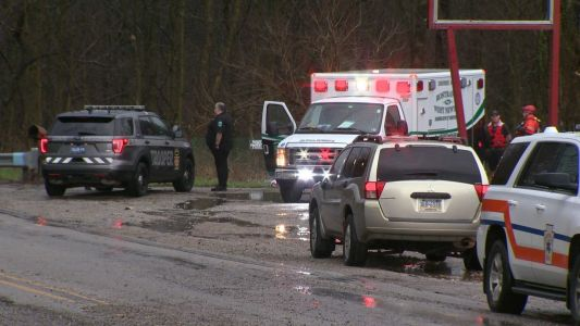 Police: father of three dies after being swept into storm drain