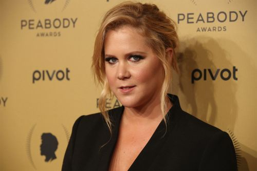 Amy Schumer cracks jokes at Conversations for Change dinner