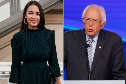 AOC to back Bernie Sanders for president at Queens rally this weekend