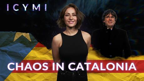 Chaos in Catalonia: Locking up independence leaders for 13 years - what could possibly go wrong?