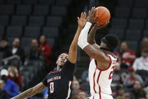 Doolittle's 19 points lead Oklahoma past No. 22 Texas Tech