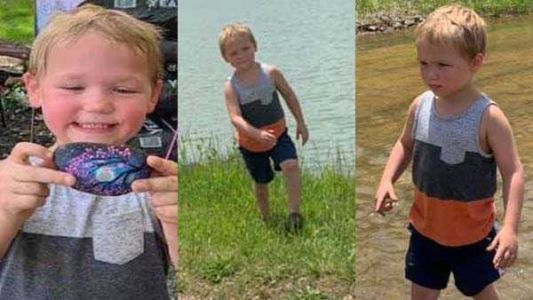 Body of missing 5-year-old boy recovered from lake near Ohio campground