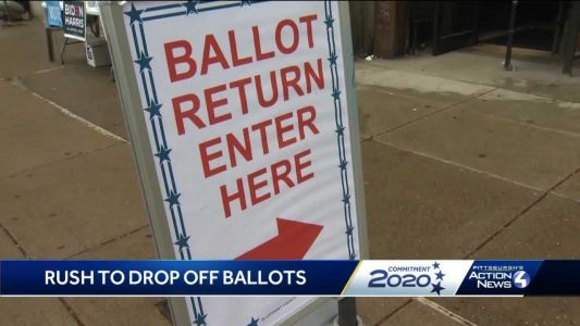More than 3 million in Pennsylvania apply for mail-in ballots