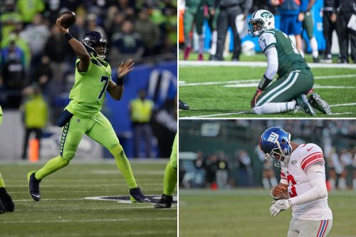 Tumultuous time in NY helped prepare Geno Smith for new opportunity