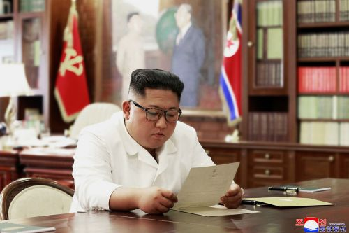 'Excellent content': North Korea touts new Trump letter to Kim