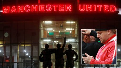 'No way this is happening': Humiliation for Manchester United as club accidentally broadcasts Instagram Live to the world