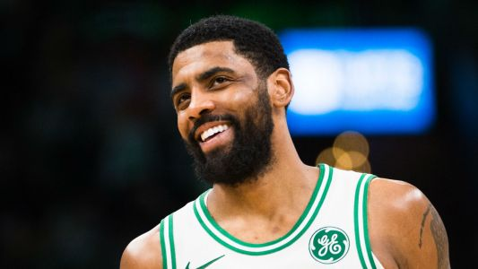 NBA playoffs 2019: Kyrie Irving - There's 'nothing like' delivering for the Celtics in the postseason