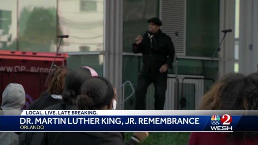 Martin Luther King Jr. remembrance event held in Orlando
