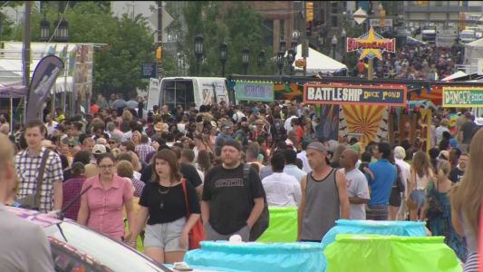 Artscape canceled, fate of city's 4th of July celebrations in the air