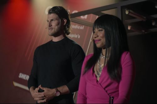 'YOU's TED Talk Doesn't Exist But Shalita Grant and Travis Van Winkle Would Love to See It