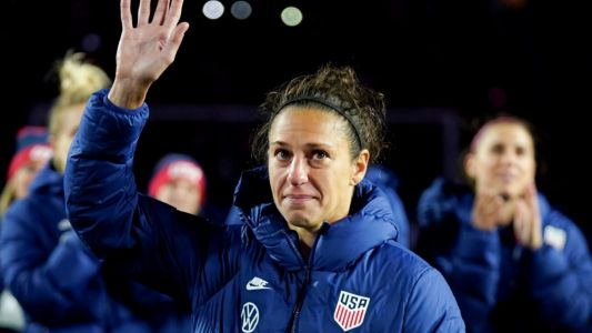 Carli Lloyd retirement: Why was she subbed out by Alex Morgan in final USWNT match?