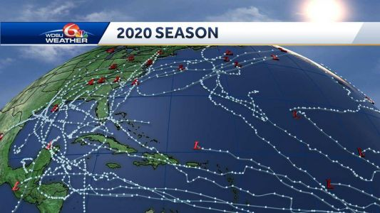 ANALYSIS: Meteorologist explains historic 2020 Hurricane Season as it officially comes to an end