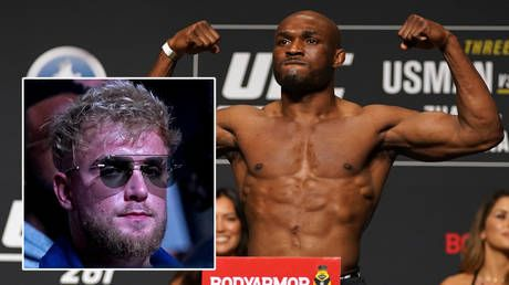 'I can change your life in the worst way': UFC standout Usman warns YouTuber Jake Paul as vicious war of words escalates