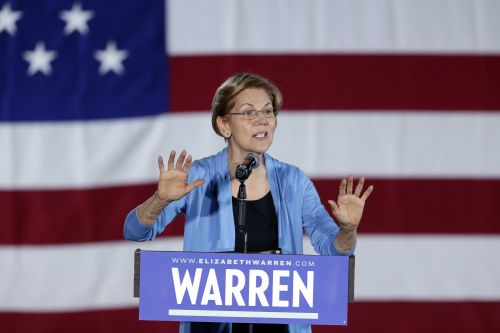 Elizabeth Warren to try and hold Senate seat in 2024, according to report