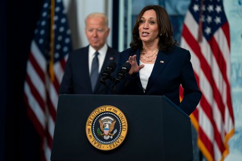Kamala Harris under water in latest polling amid surging border crisis and veep office gripes