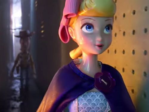 Bo Peep saves Woody in the first trailer for 'Toy Story 4'