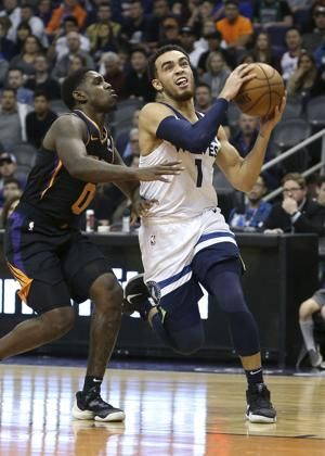 Suns beat Wolves for first 2-game win streak of season