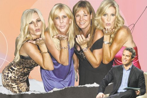 'We were ready to kill the show': How Bravo's 'Real Housewives' made it to TV