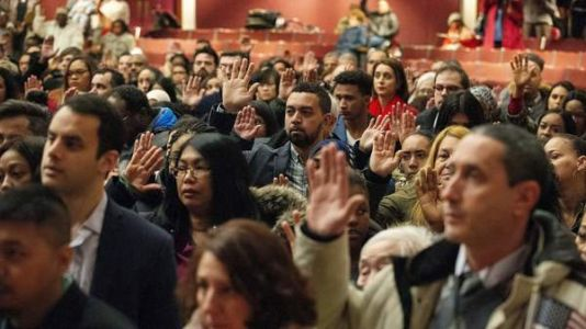 With Naturalizations On Hold, Potential New Voters Sit On Sidelines