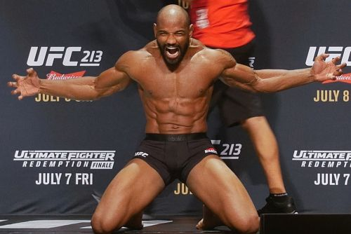 Yoel Romero released from UFC contract after nearly seven years with promotion