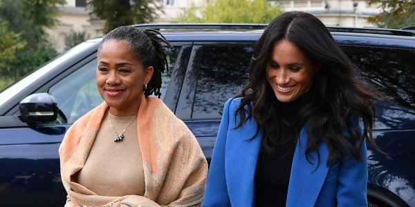 Meghan Markle's mom, Doria Ragland, had sweetest reaction to royal baby news