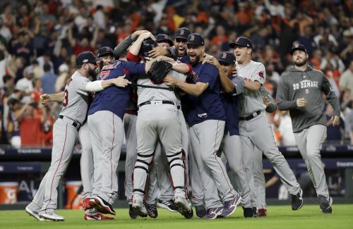 Boston Red Sox advance to World Series, beating Houston Astros 4-1 to win AL Championship Series in five games