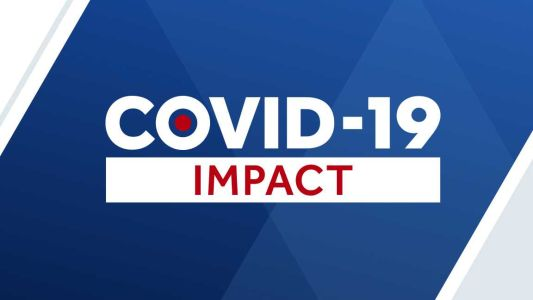 COVID-19 cases in Douglas County trend slightly downward