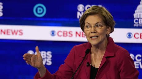 Elizabeth Warren wants to defund Trump's border wall and use the money to fight coronavirus