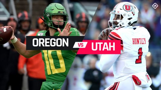 What channel is Oregon vs. Utah on today? Time, schedule for Pac-12 championship game 2019