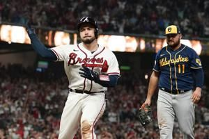 Braves scratch Ynoa from Game 4 start in NLCS vs Dodgers