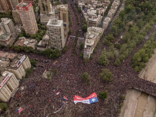 Chileans Are About to Vote on Rewriting Their Whole Constitution. Will It Turn a 'Social Explosion' Into a New Plan for the Country?