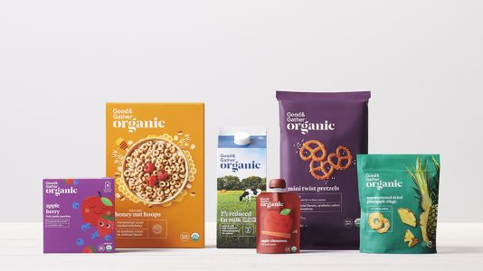 'Great Food.For Real Life': Target Announces New 'Good & Gather' Grocery Brand